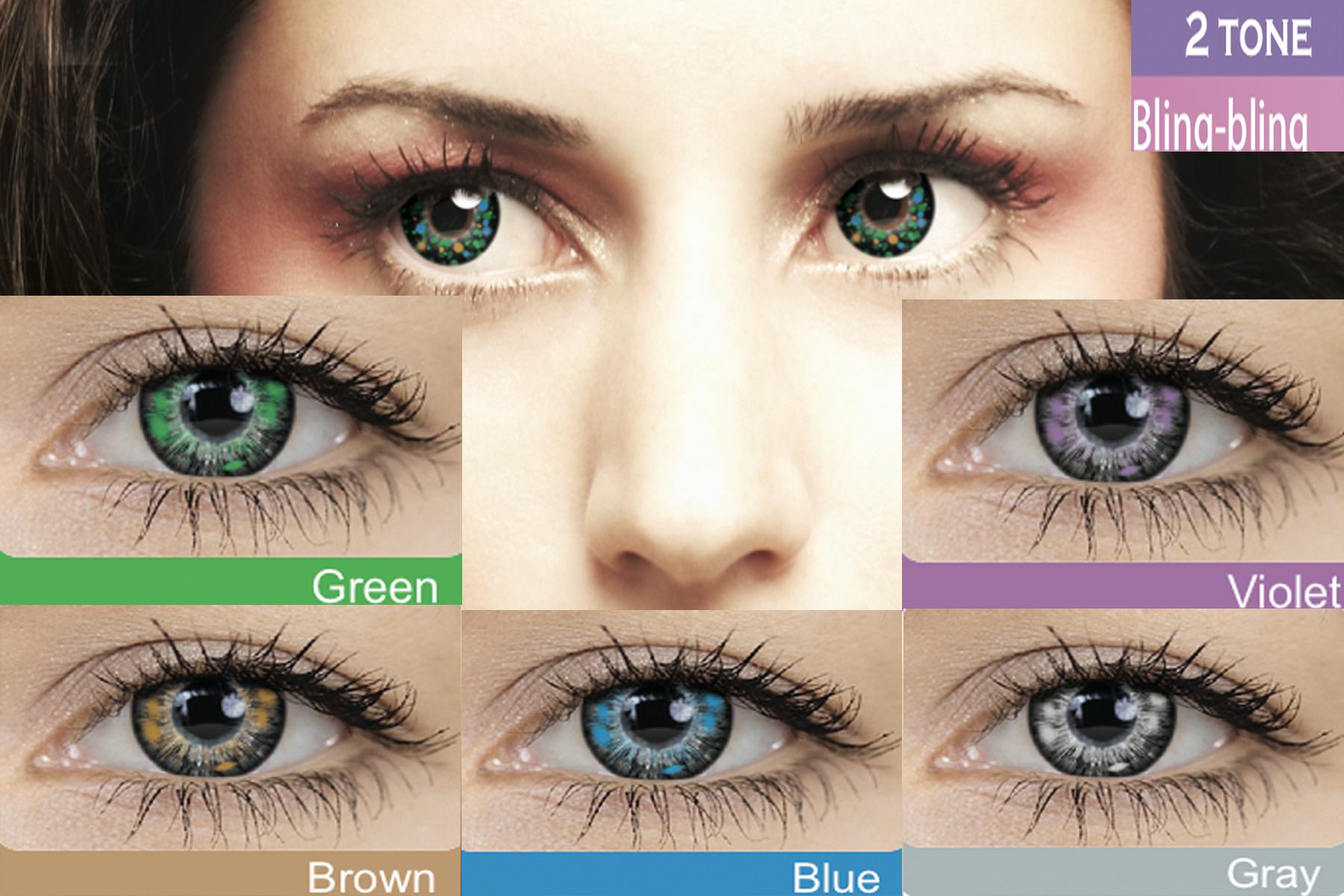 crazy fun farbige kontaktlinsen color contact lenses s l. Black Bedroom Furniture Sets. Home Design Ideas