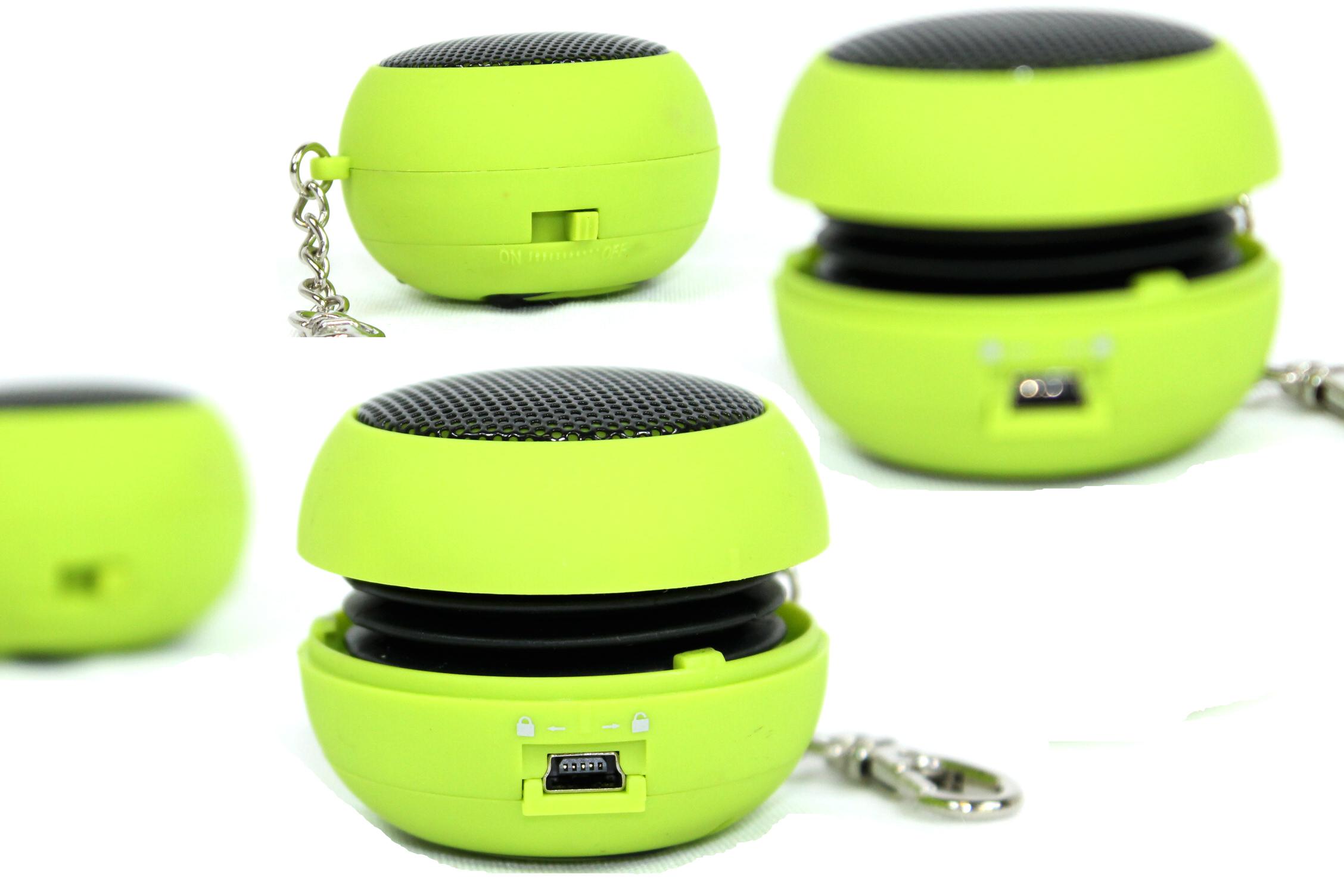 mini lautsprecher box boxen f r handy iphone ipod mp3. Black Bedroom Furniture Sets. Home Design Ideas